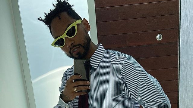 Miguel Makes a Compelling Case for BeatUp Nail Polish