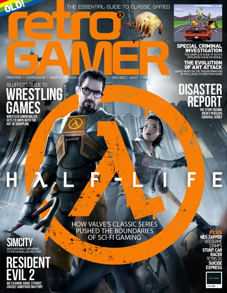 Retro Gamer 206 is on sale now