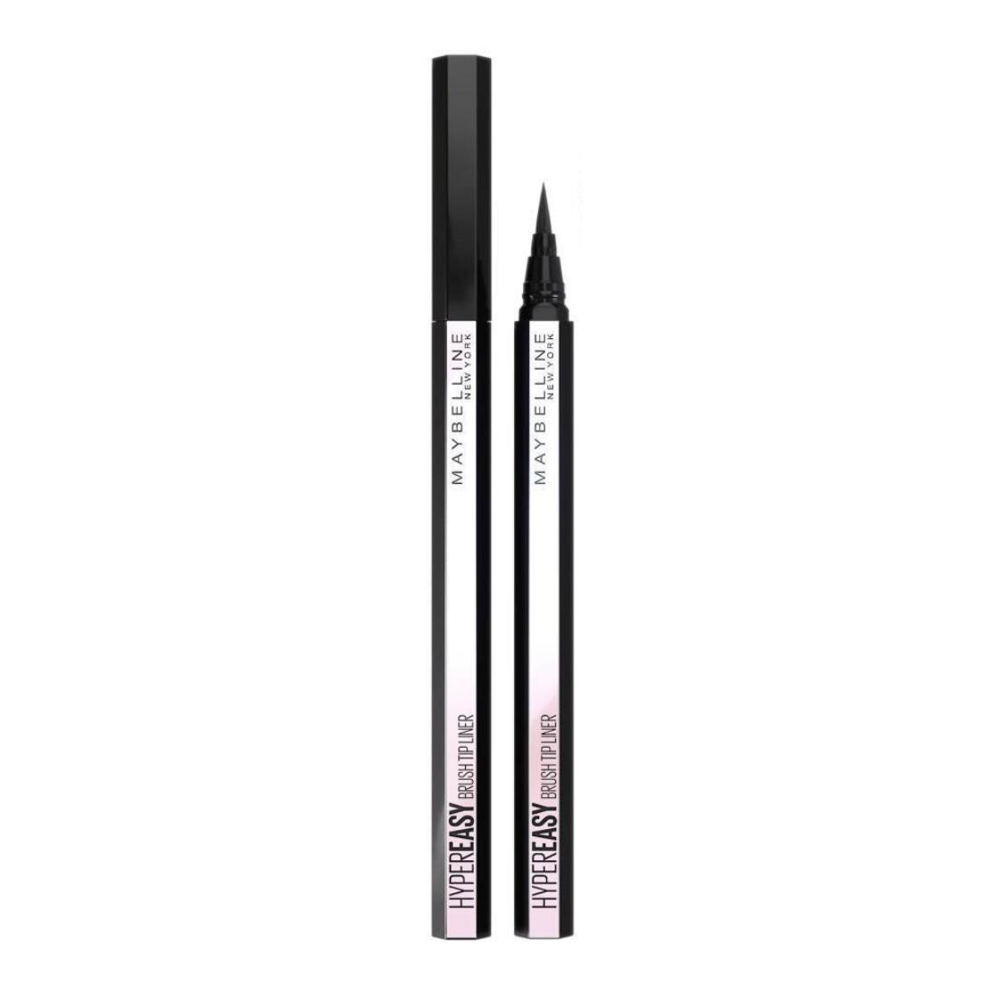 Maybelline New York Hyper Easy Waterproof Liquid Liner on white background
