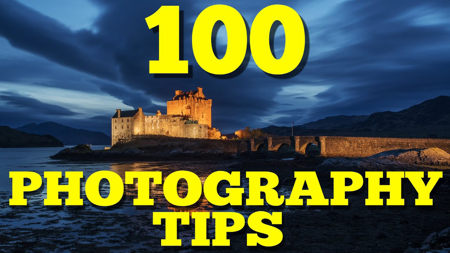 Photo for 100 photography tips for beginners