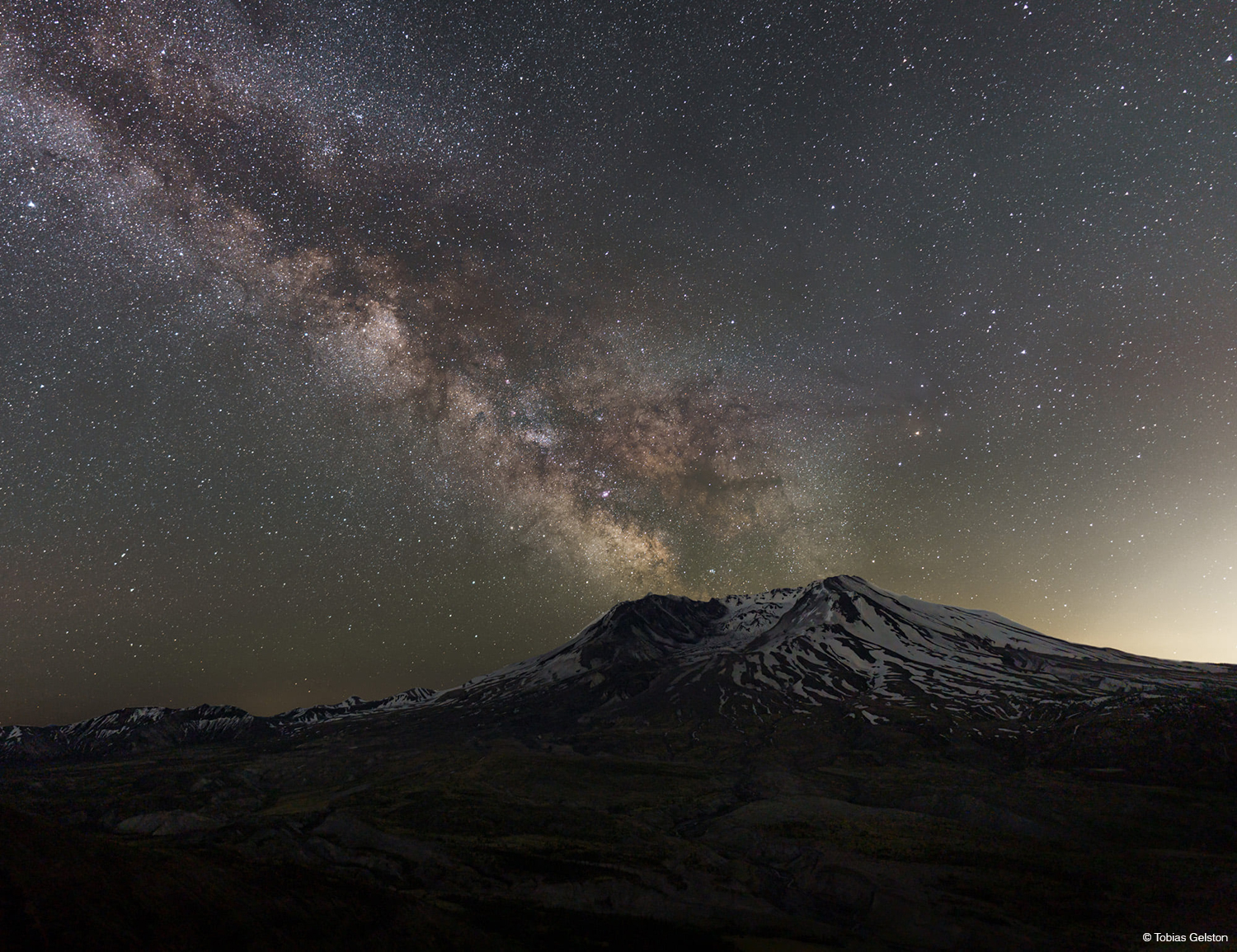 Photo for night sky photography tips