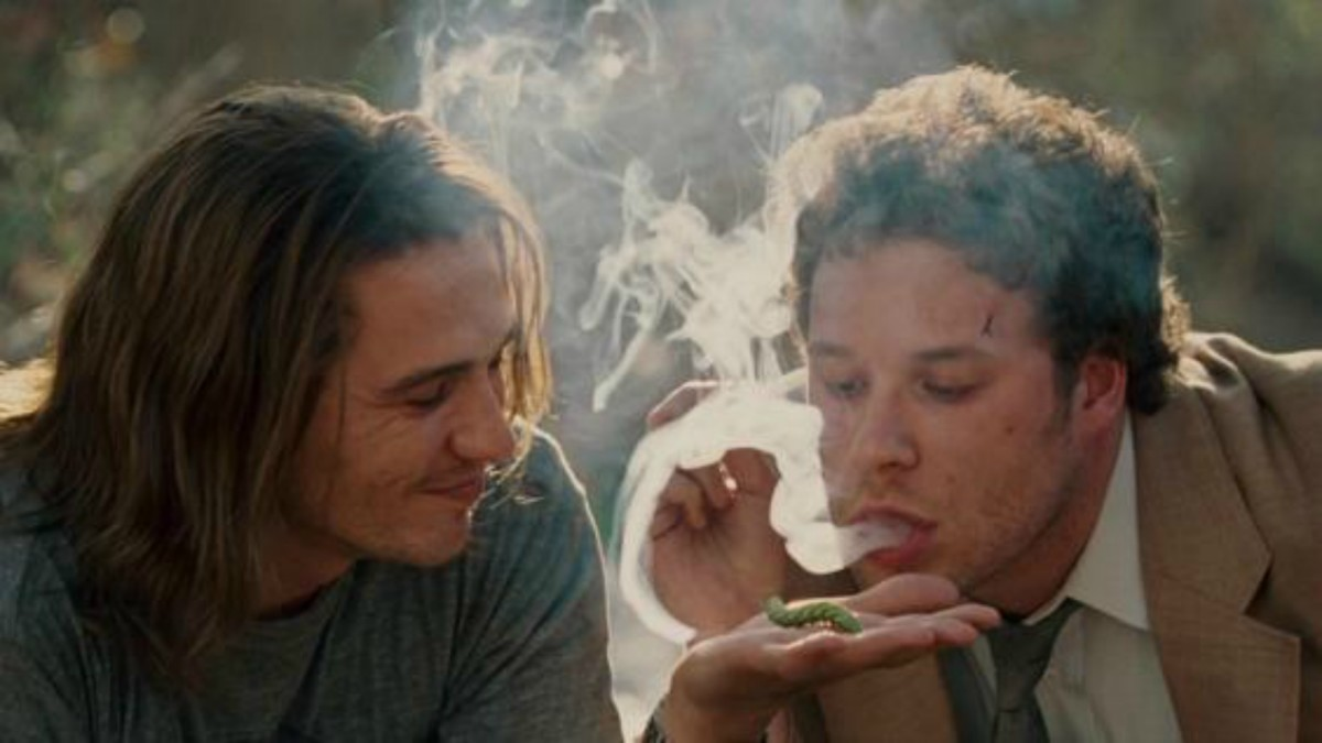 """James Franco and Seth Rogen in """"Pineapple Express"""""""