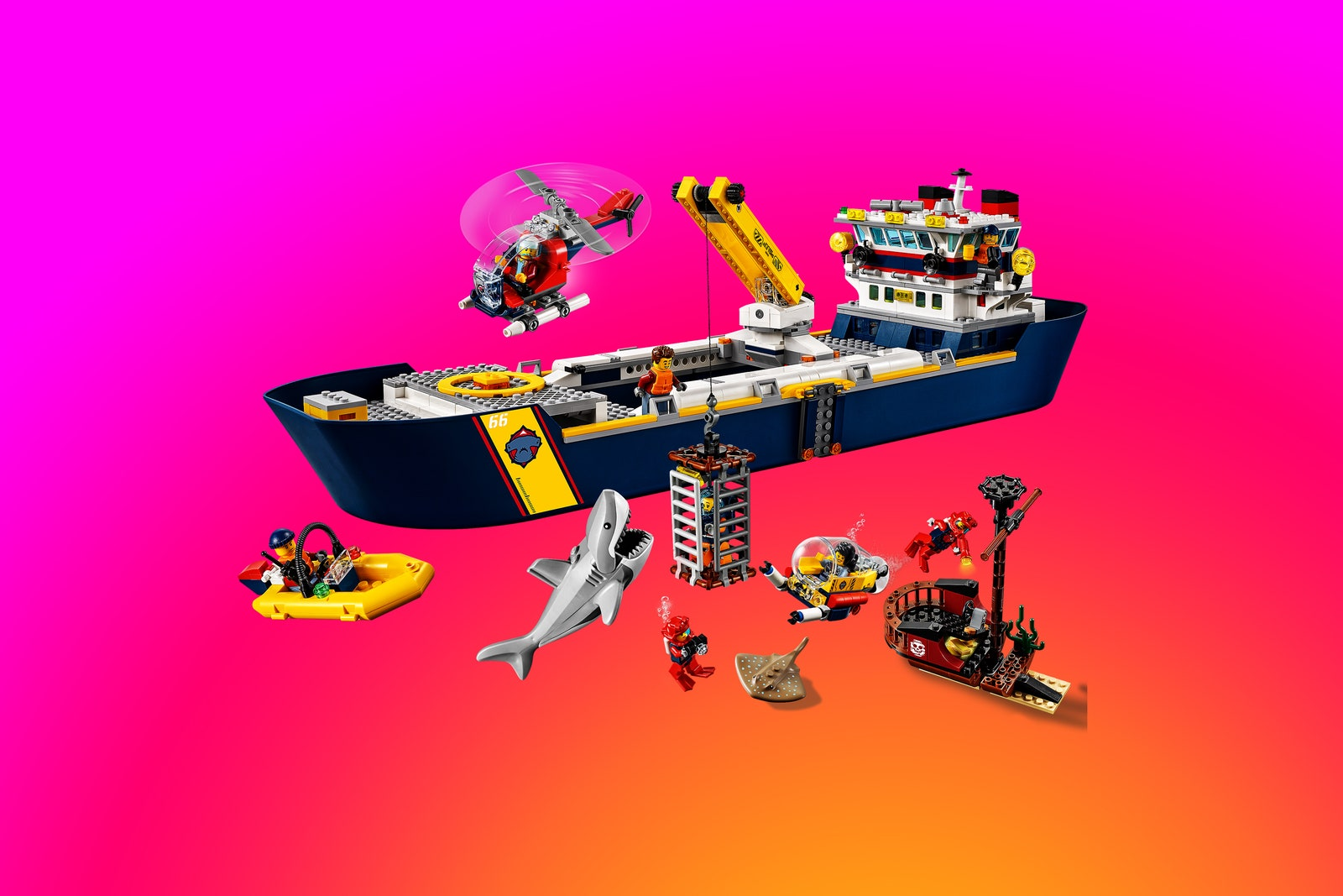The 7 best LEGO sets in the Prime Day sales